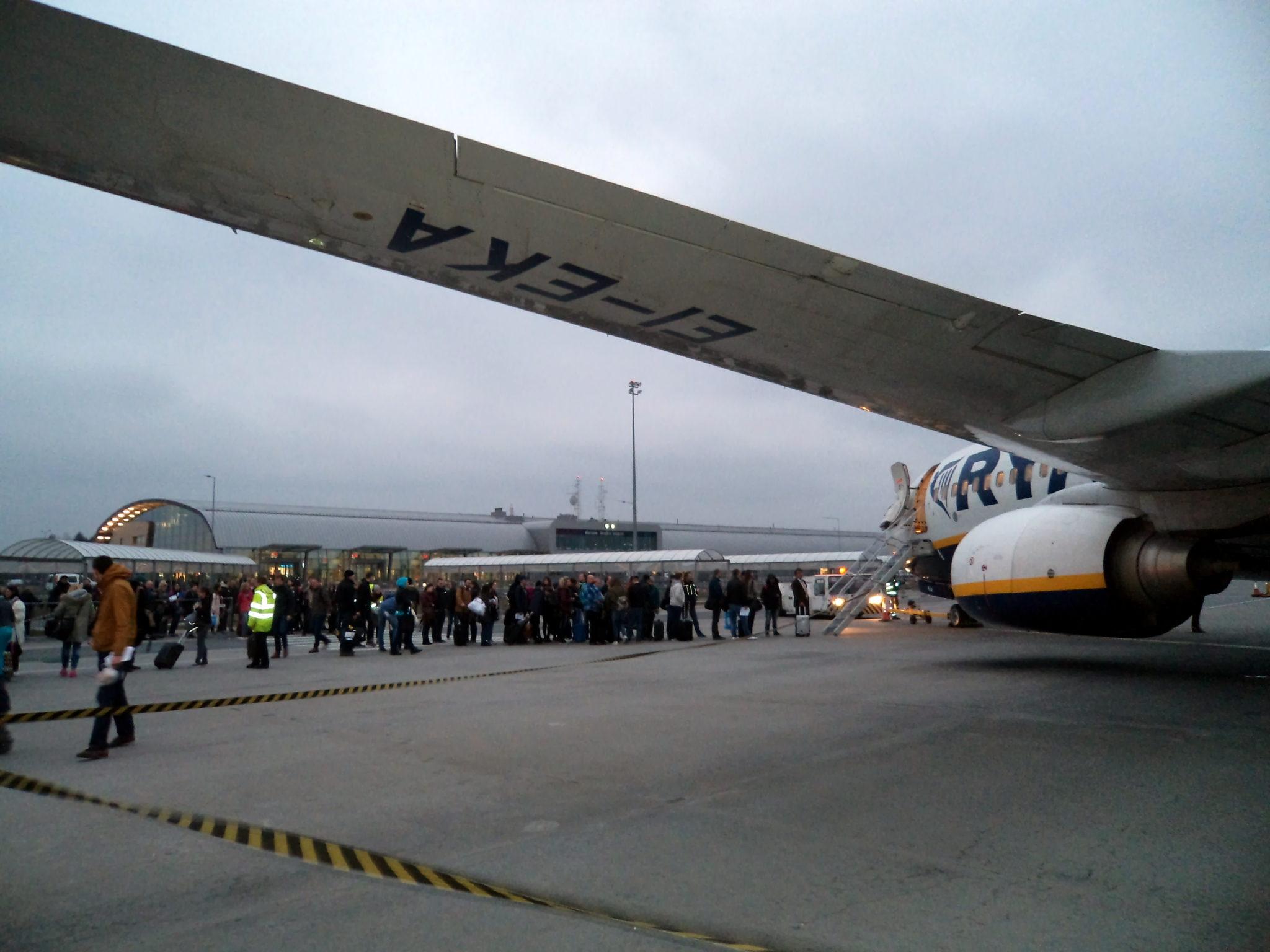 Lot do Aten. Z pamiętnika spanikowanej pasażerki – część 2