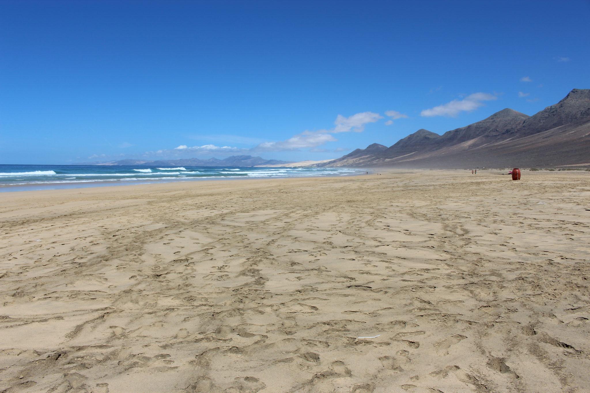 Jak robić lepsze zdjęcia na plaży – na przykładzie plaży Cofete
