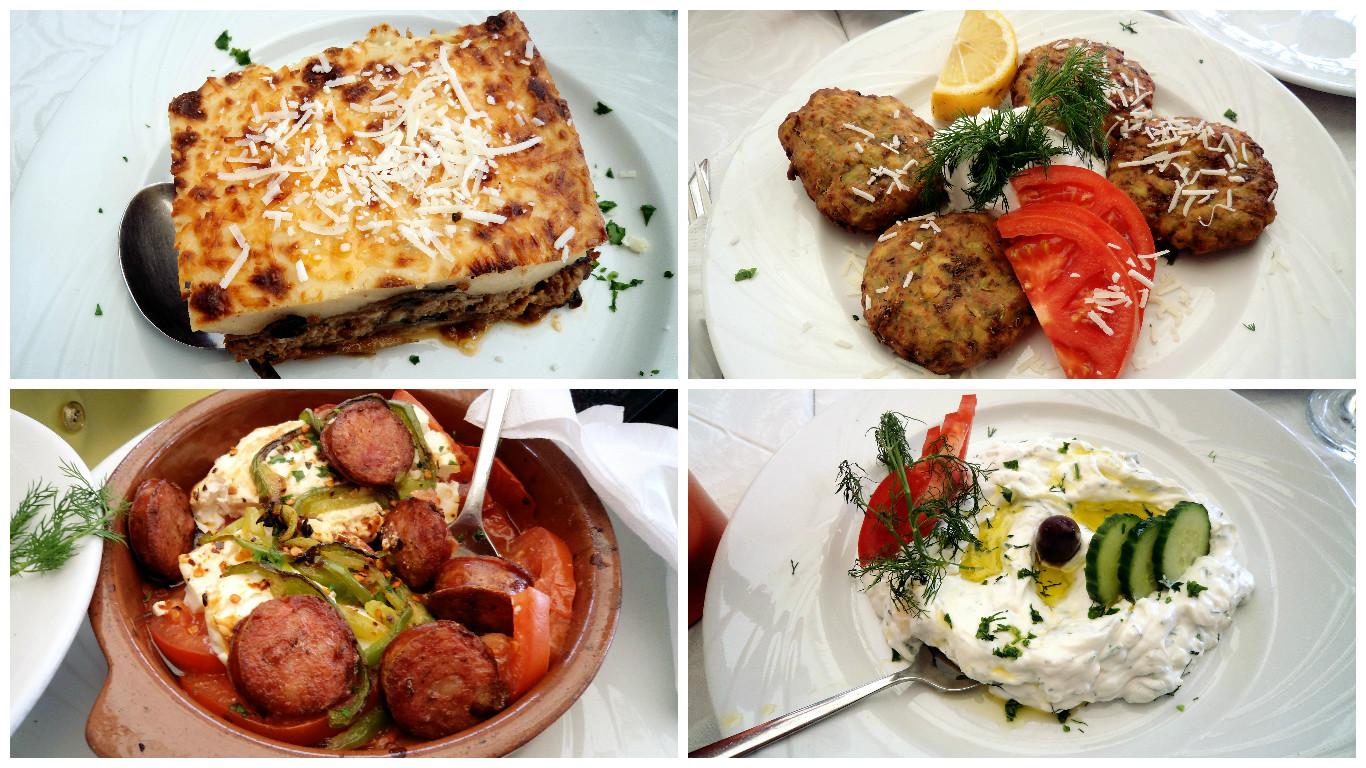 Grecka kuchnia Liondi