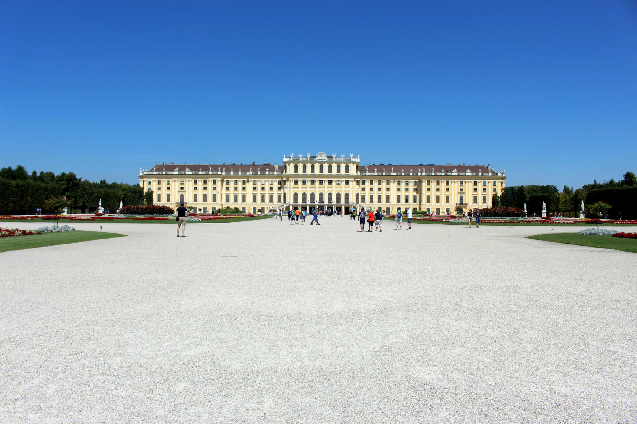 Pałac Schönbrunn – fotorelacja