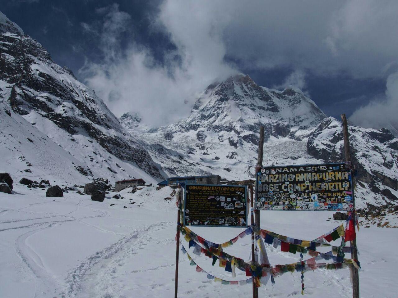 Trekking do Annapurna Base Camp i Mardi Himal Base Camp