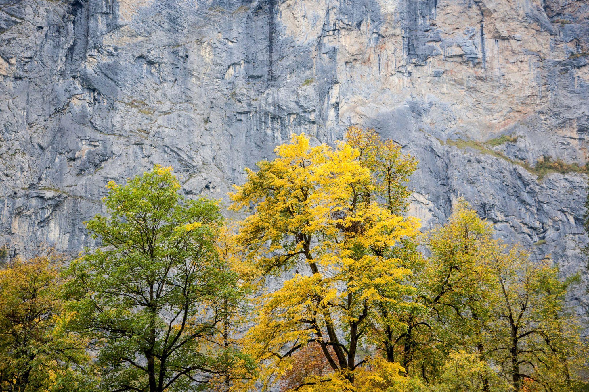 Giessbach i Trümmelbachfälle – kraina wodospadów