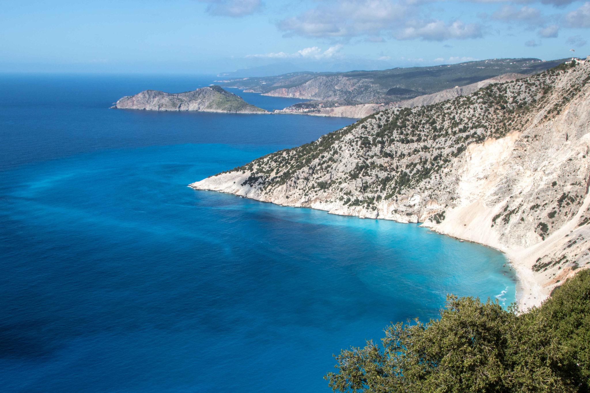 Plaża Myrtos