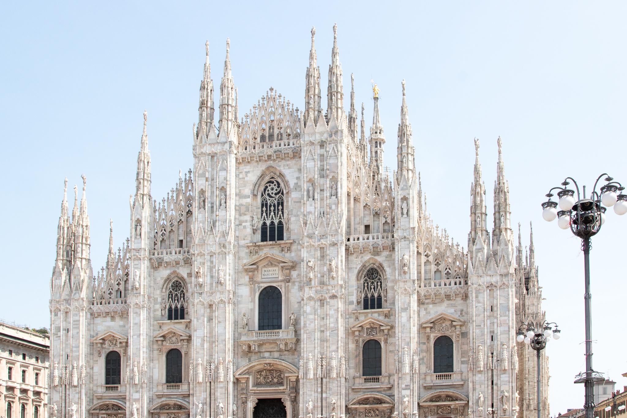 Ile kosztuje zwiedzanie Mediolanu?