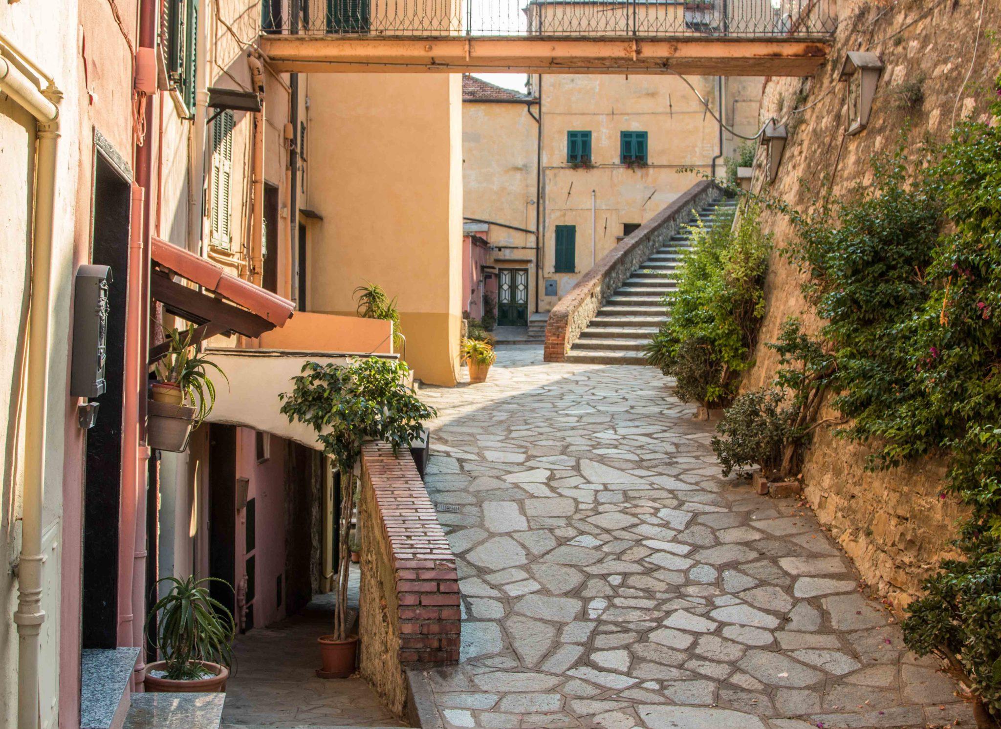 Porto Maurizio – zwiedzanie Parasio