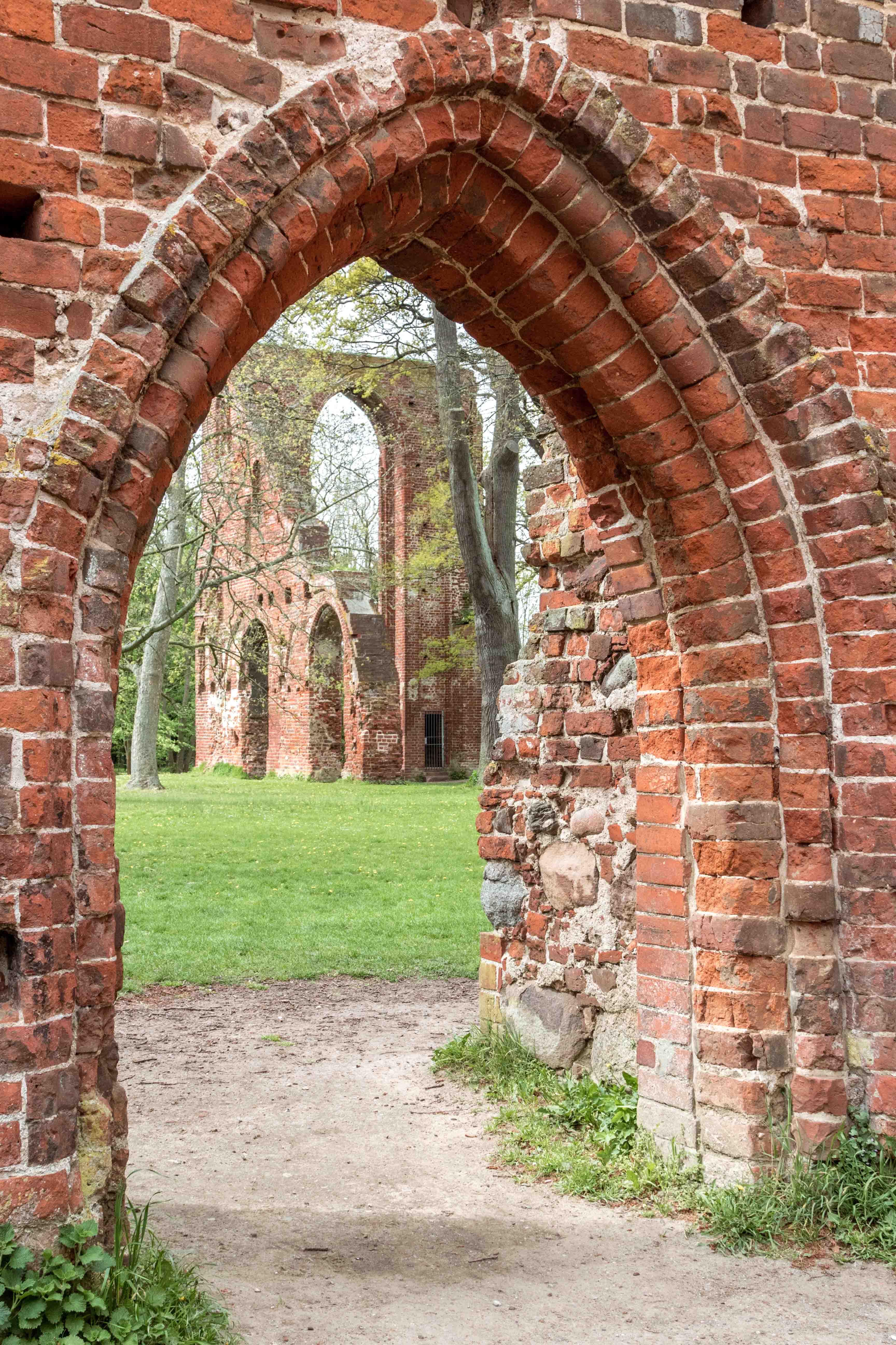 Ruiny opactwa Eldena