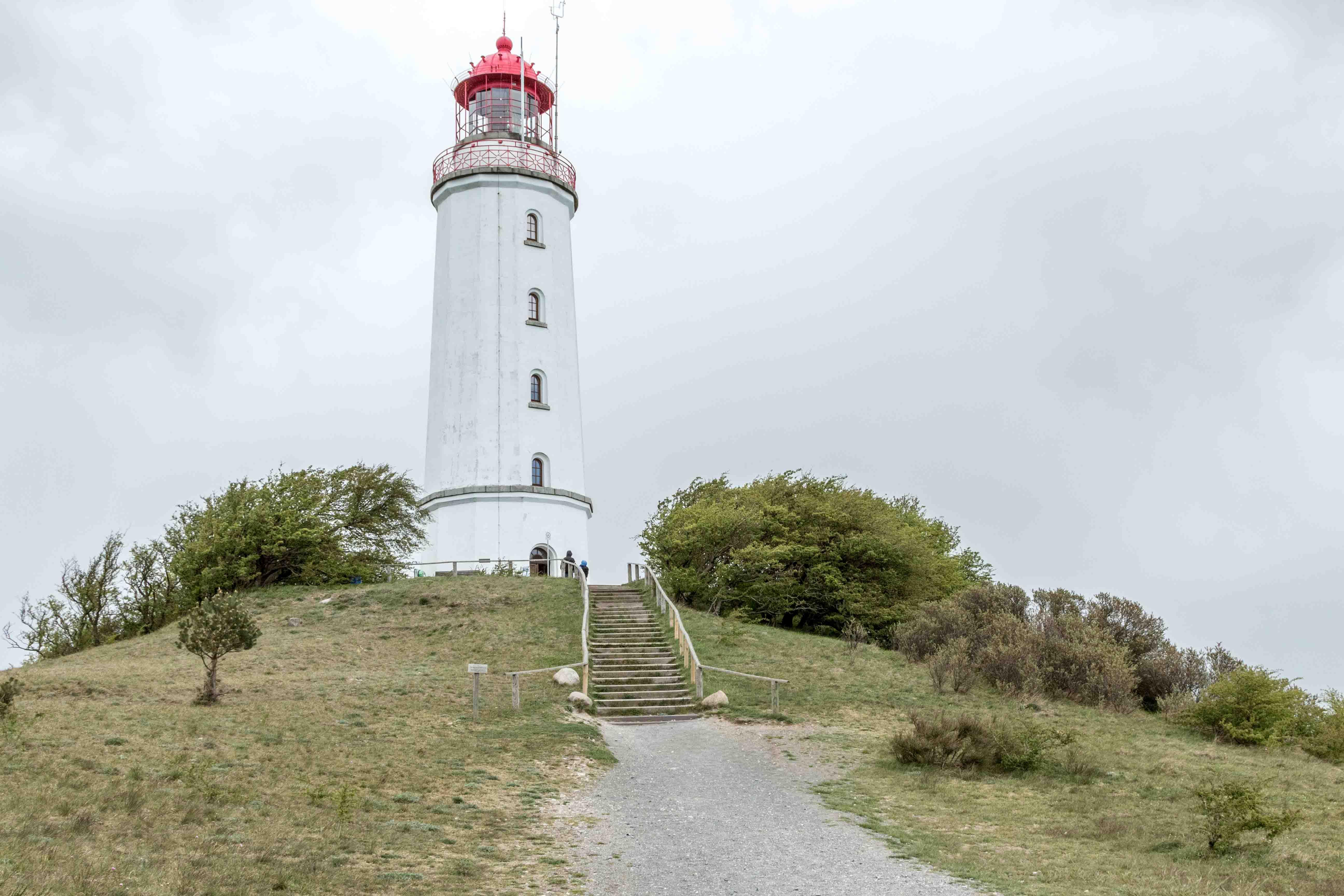Hiddensee – wyspa artystów, koni i rokitnika