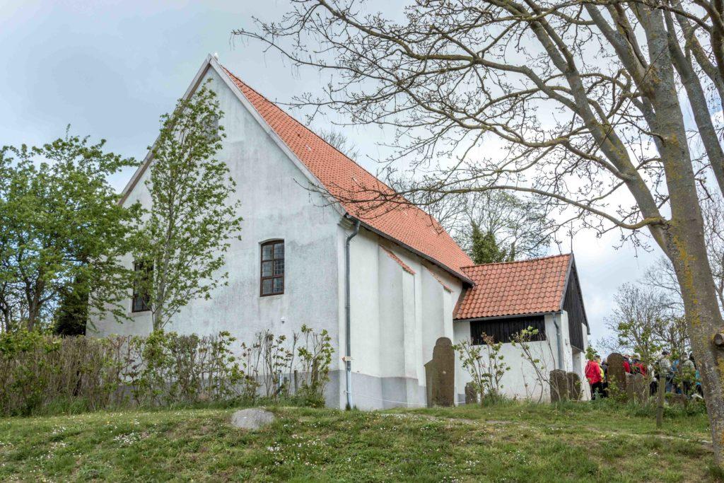 Kościół na Hiddensee