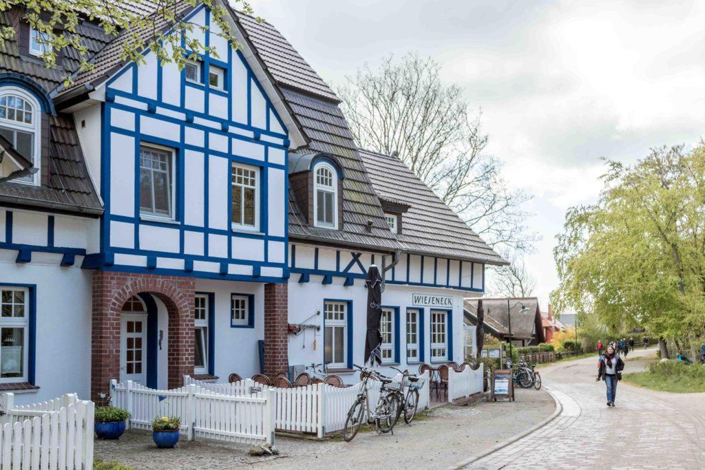 Kloster na Hiddensee