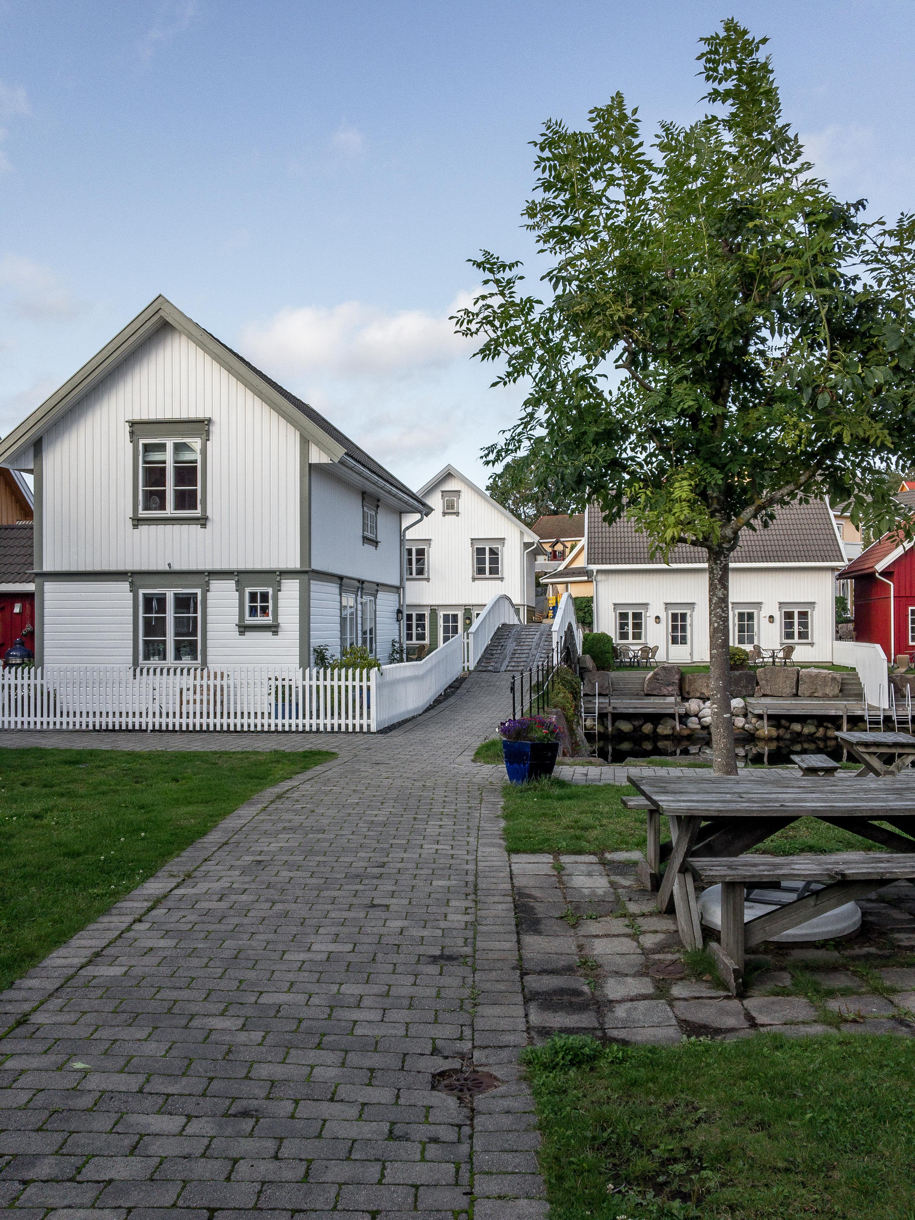 Norweskie domy, norweska architektura