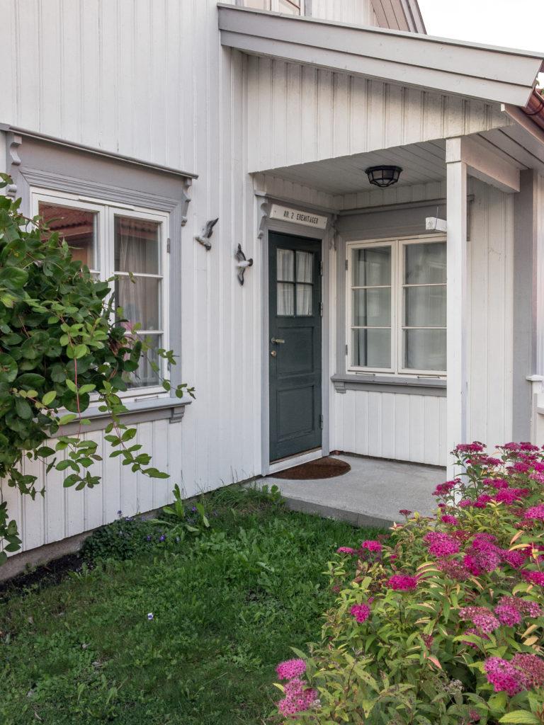 Norweskie domy