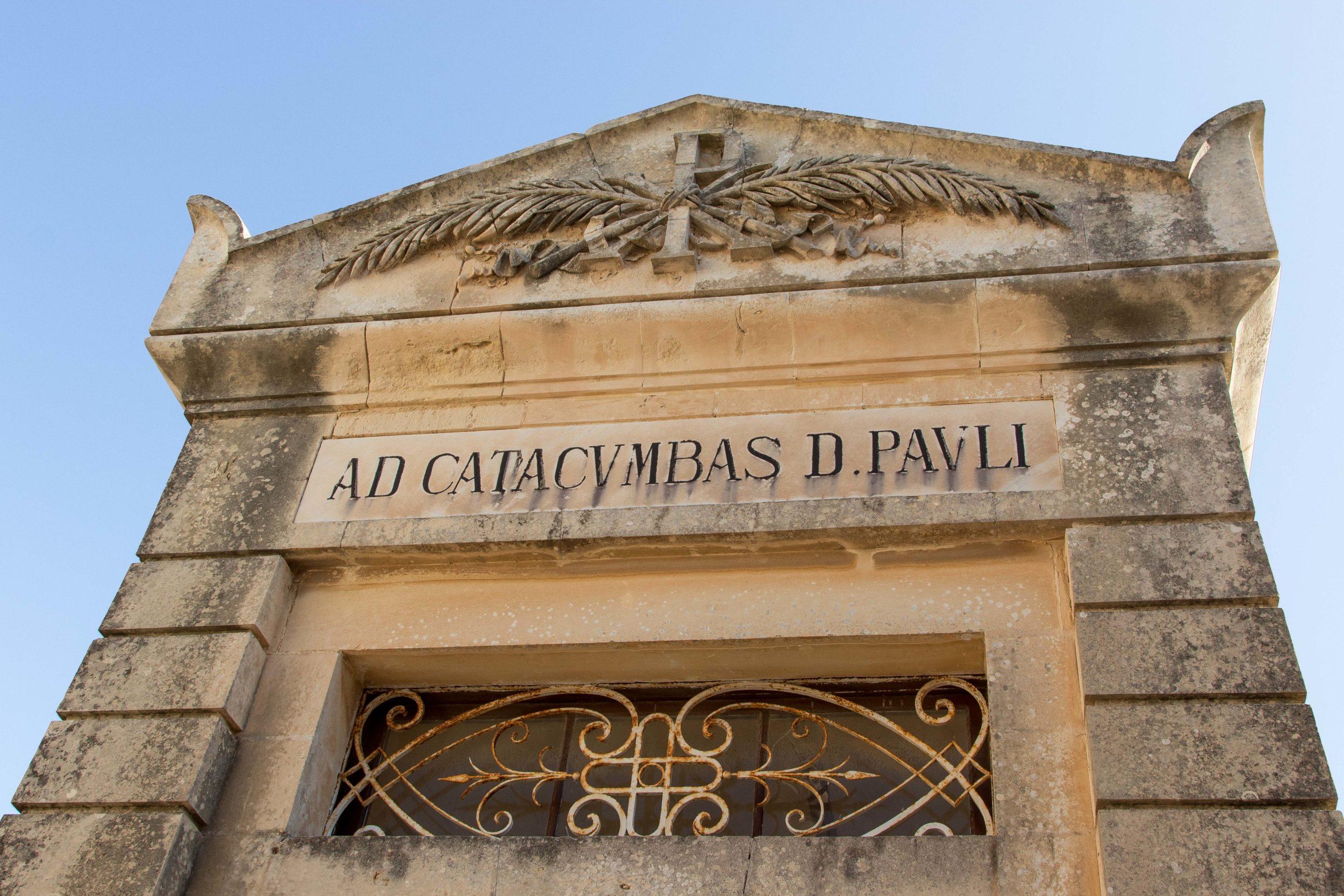 Katakumby Św. Pawła Rabat Malta
