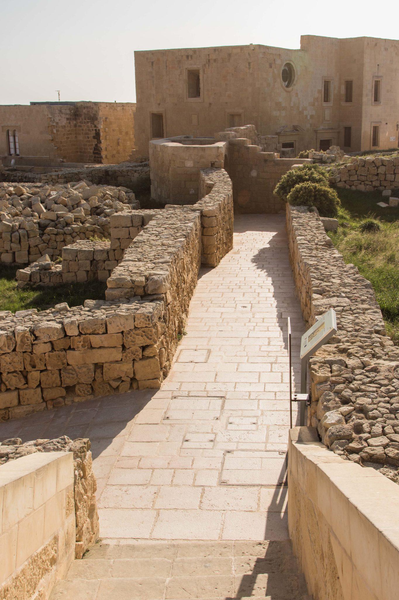 Cittadella, Gozo