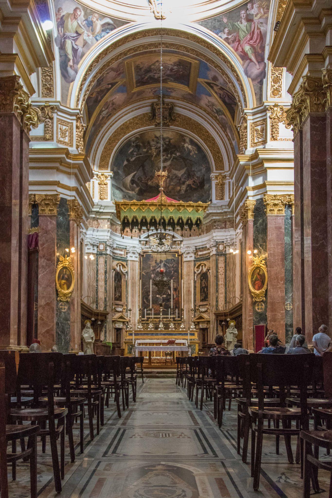 Katedra Św. Pawła w Mdinie