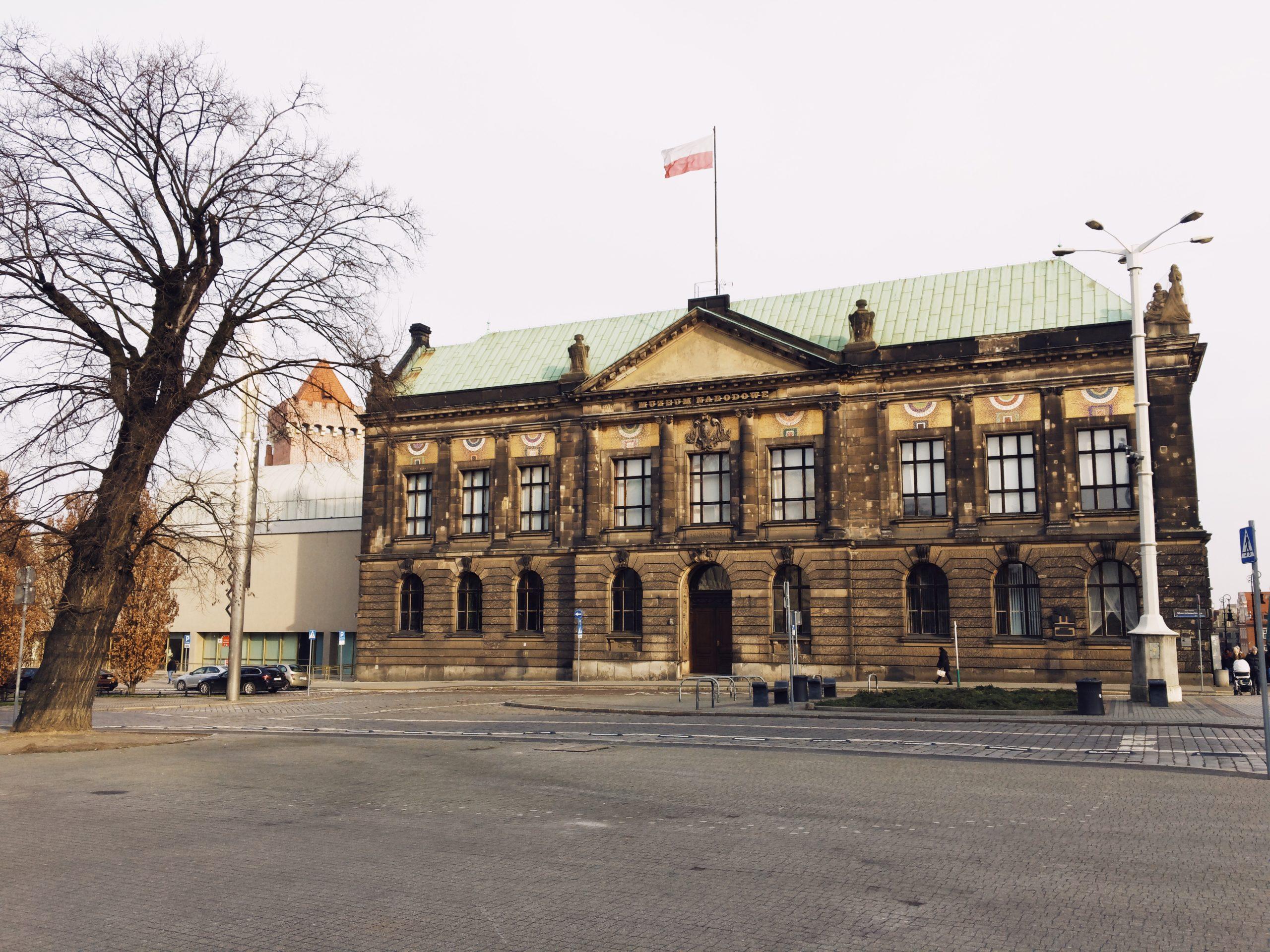 Co kryje Muzeum Narodowe w Poznaniu?