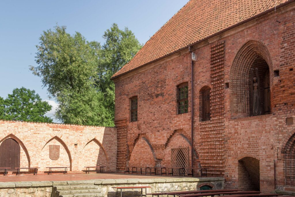 Ostróda Zamek Krzyżacki