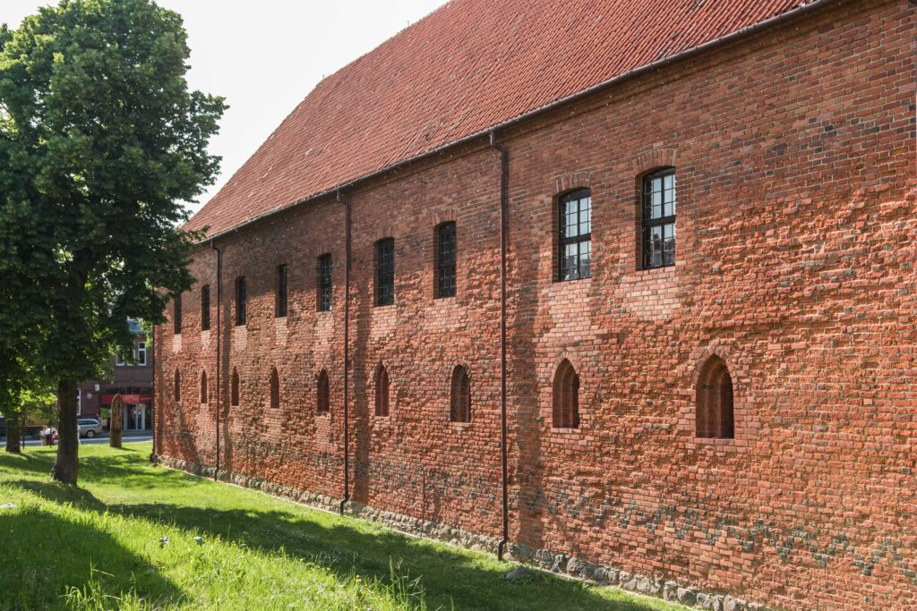 Zamek krzyżacki w Ostródzie