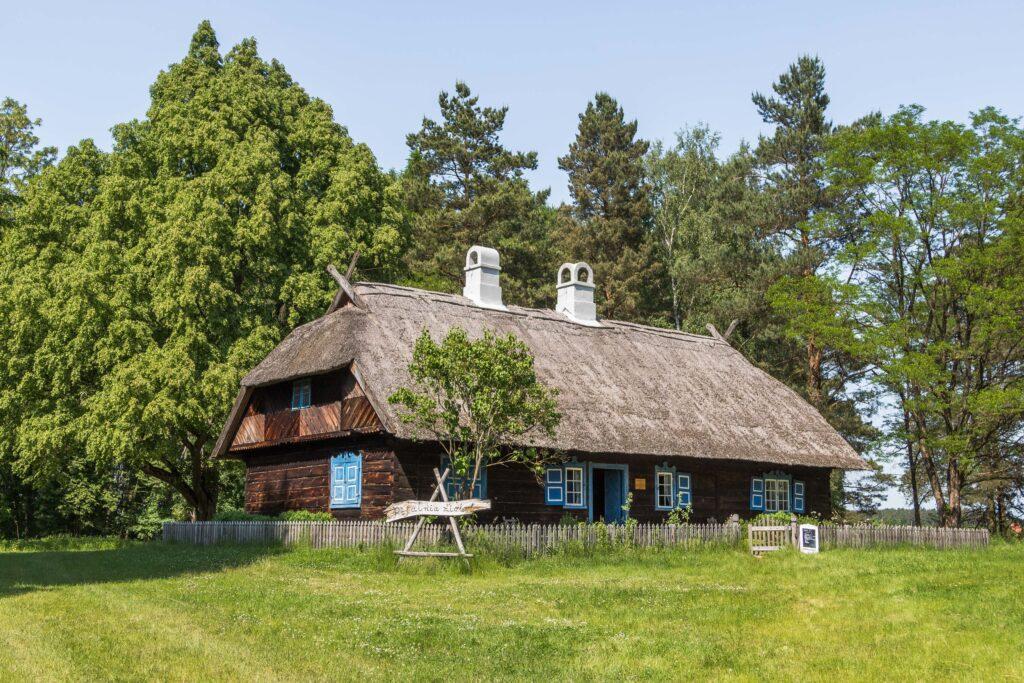 Muzeum Budownictwa Ludowego – Park Etnograficzny w Olsztynku Skansen w Olsztynku
