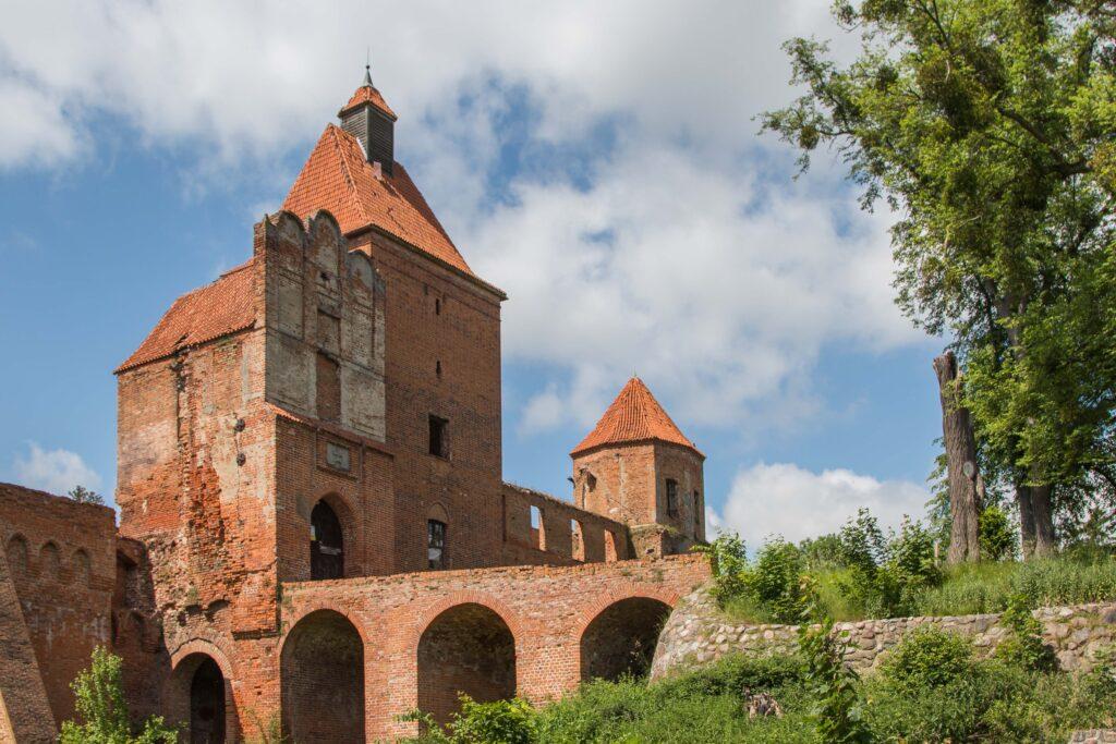 Zamek Kapituły Pomezańskiej w Szymbarku