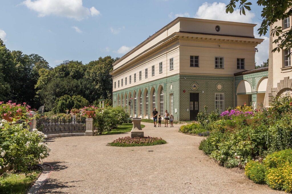 Pałac w Łańcucie Łańcut