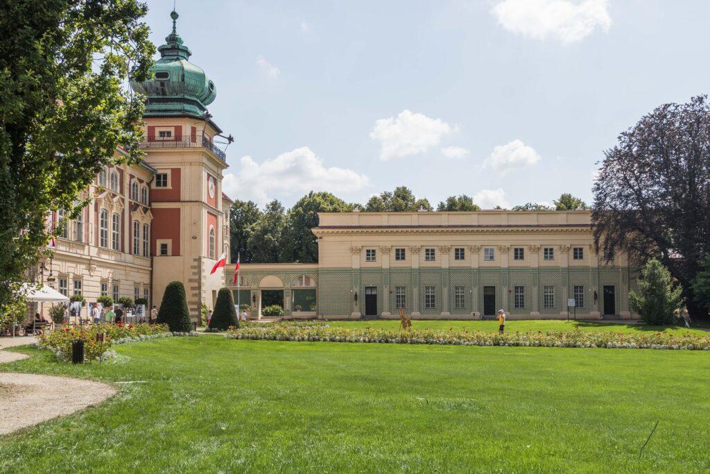 Zamek w Łańcucie Łańcut
