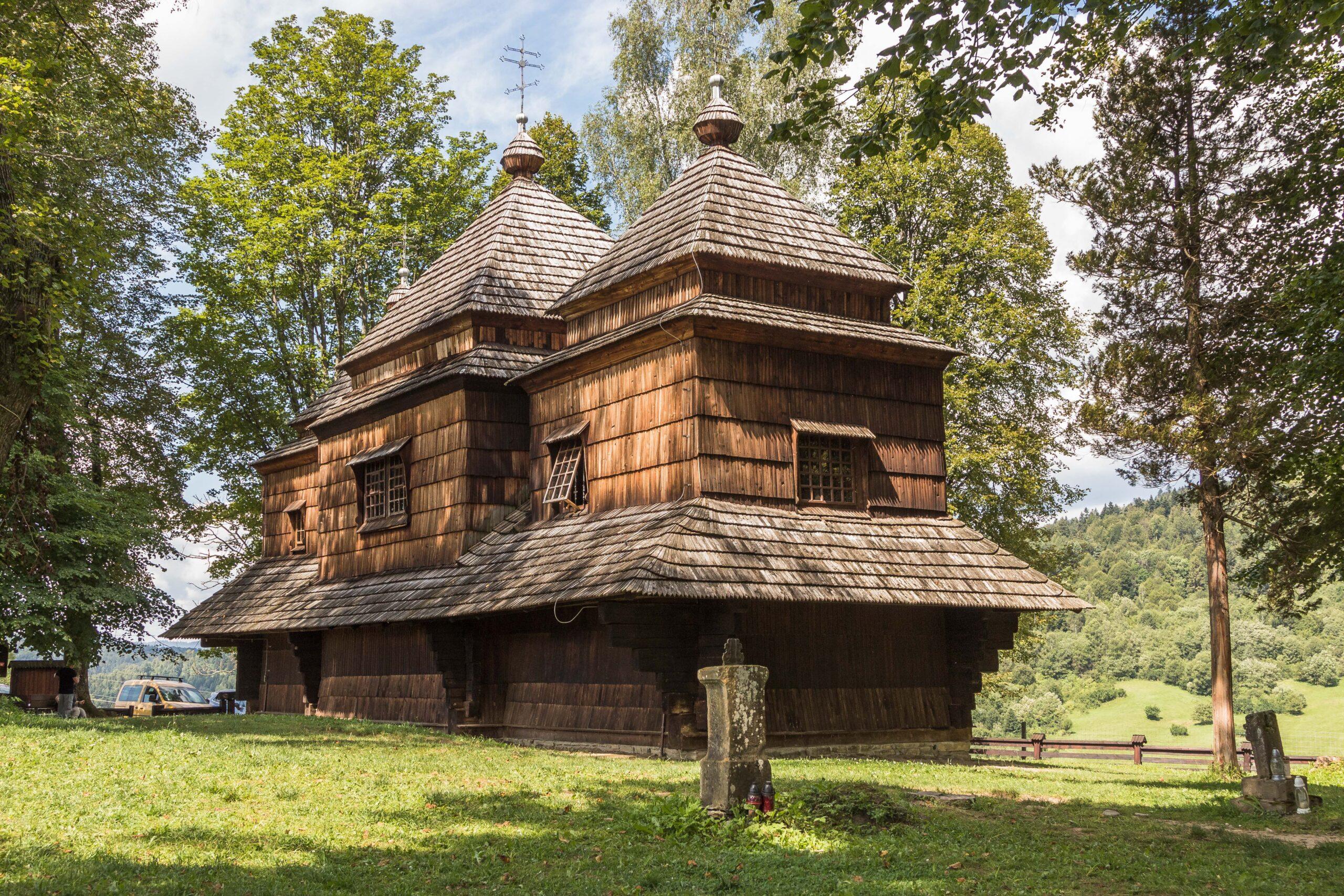 Cerkiew w Smolniku i Wielka Pętla Bieszczadzka