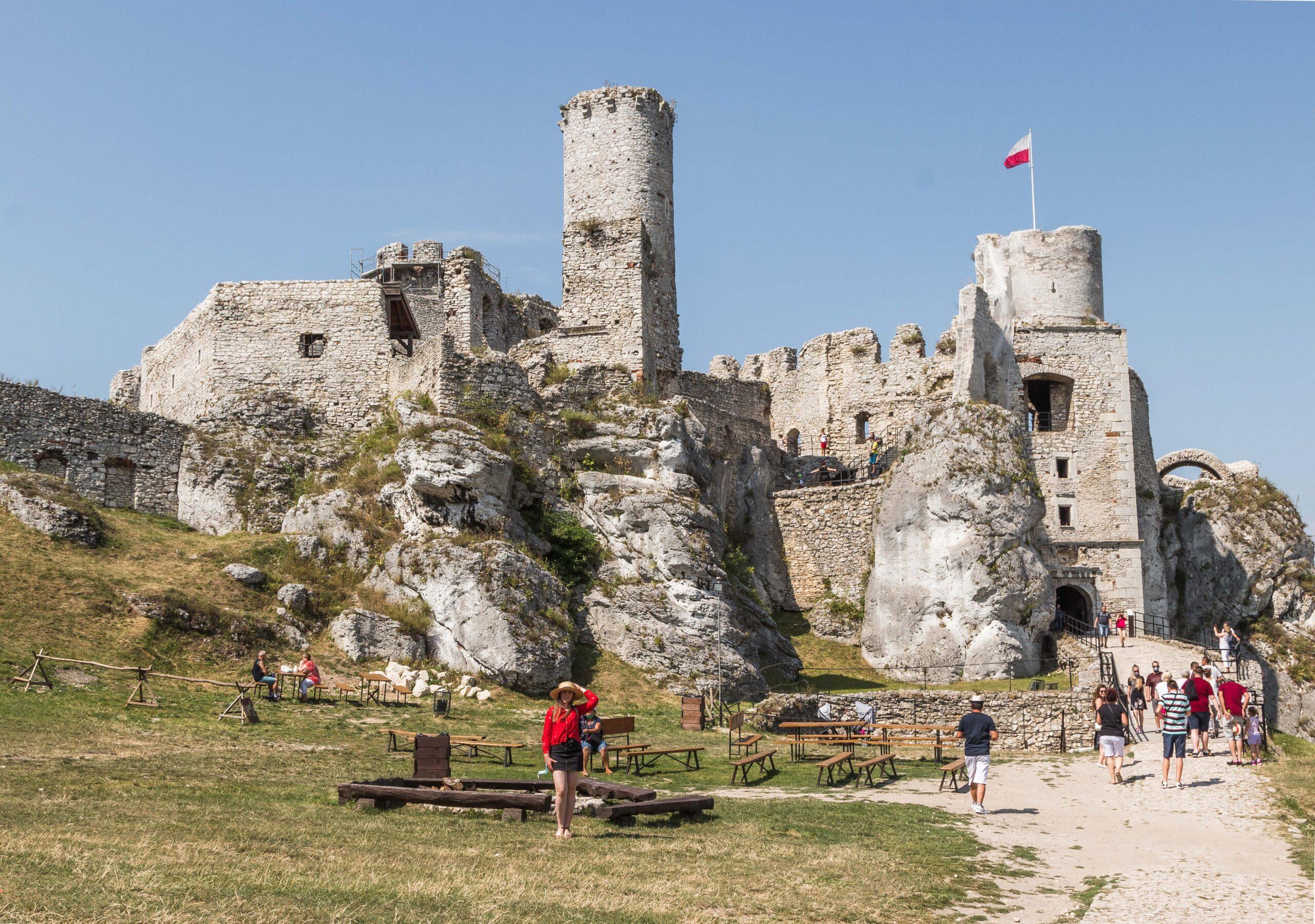 Tenczyn i Ogrodzieniec – zamki dawnego morza