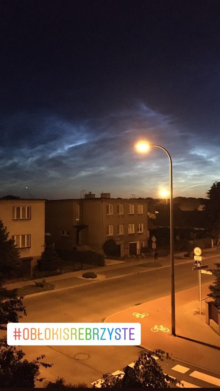 Obserwacje astronomiczne 2020