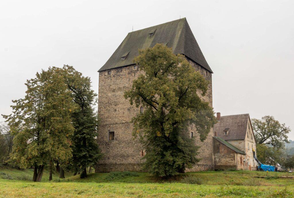 Wieża Książęca w Siedlęcinie Dolny Śląsk