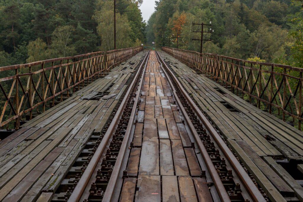 Most w Pilchowicach Dolny Śląsk