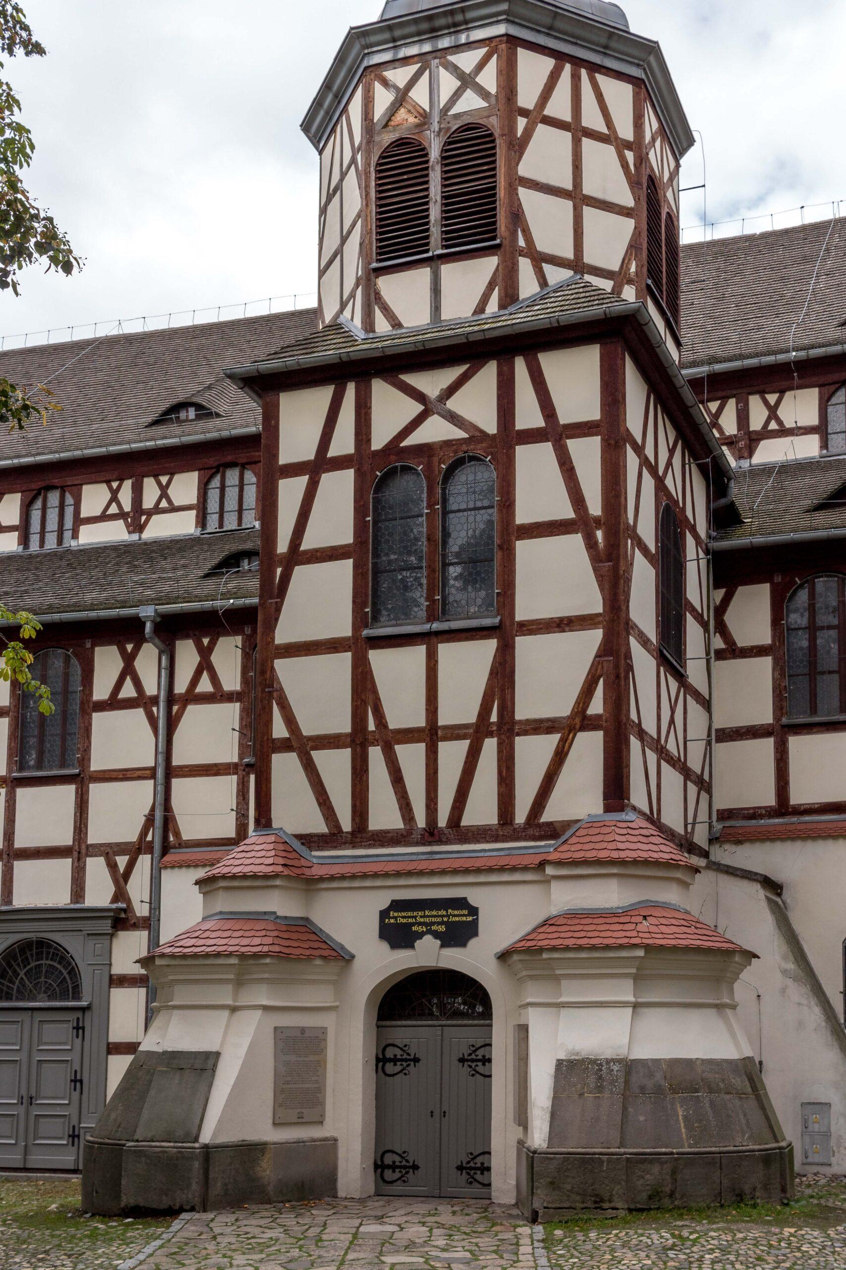 Kościoły Pokoju - Kościół Pokoju w Jaworze