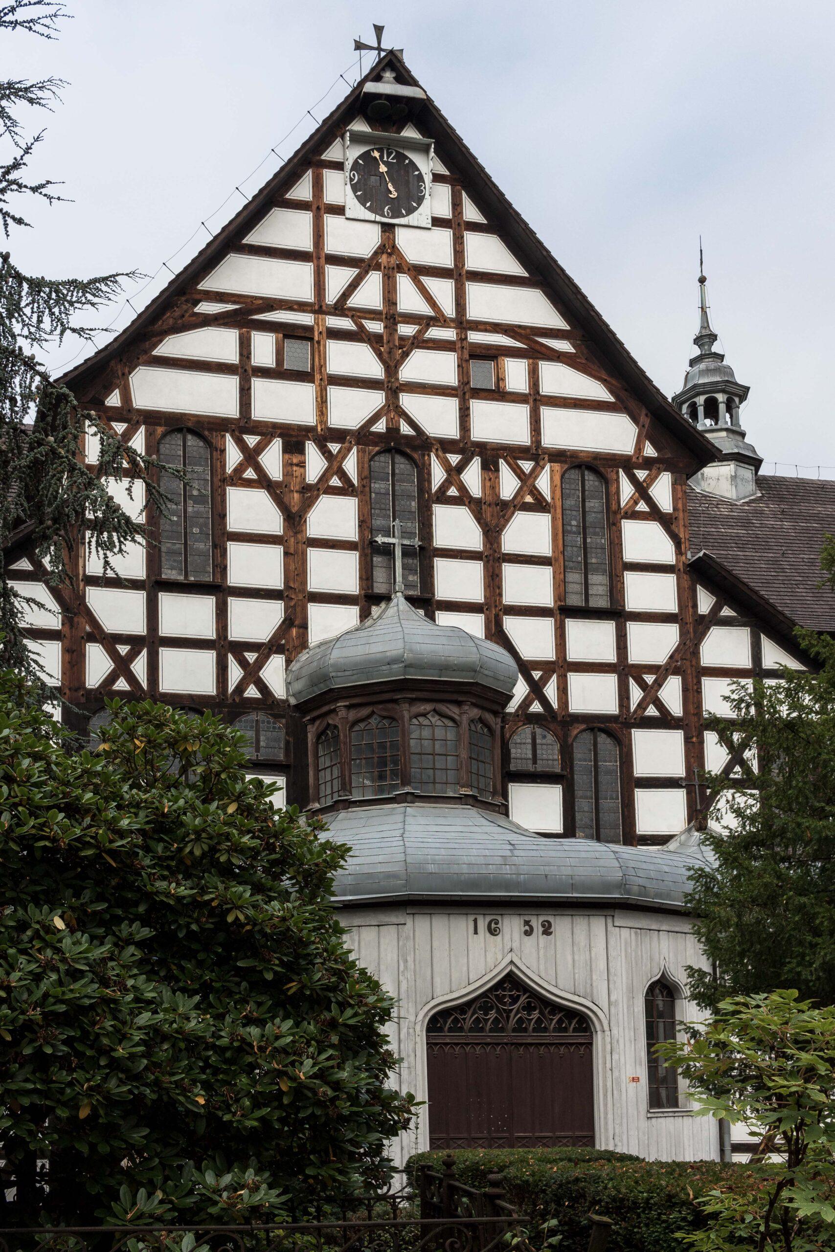 Kościoły Pokoju - Kościół Pokoju w Świdnicy