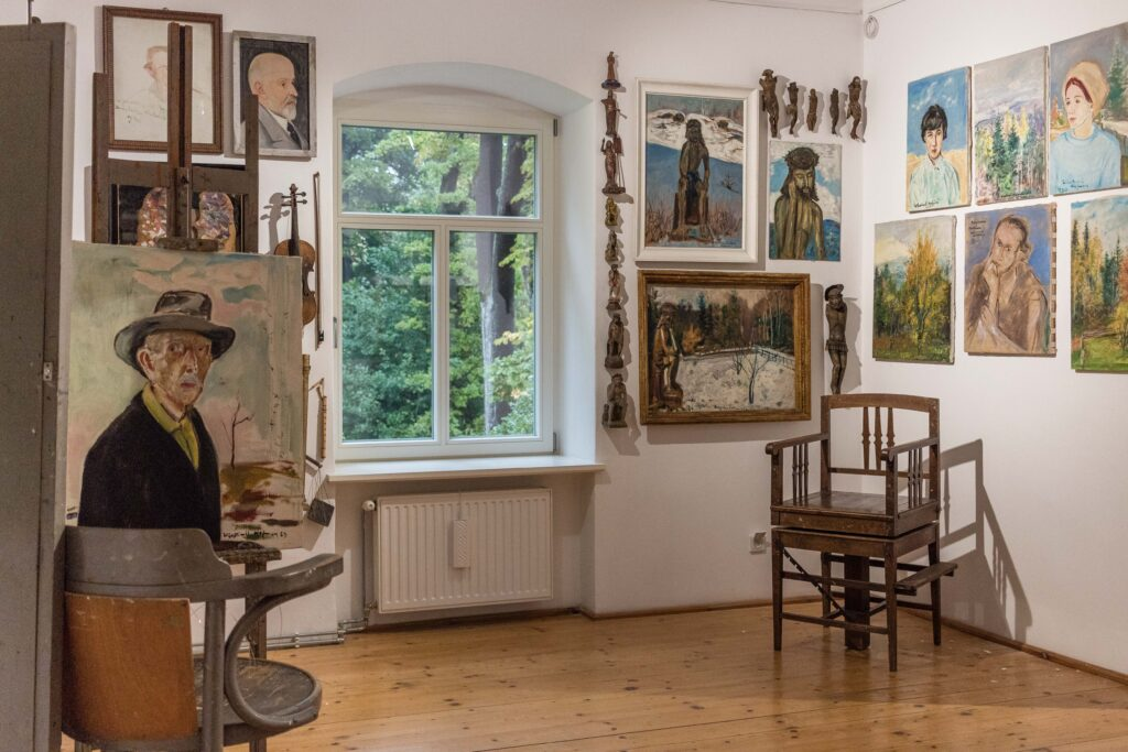 Dom Carla i Gerharta Hauptmannów