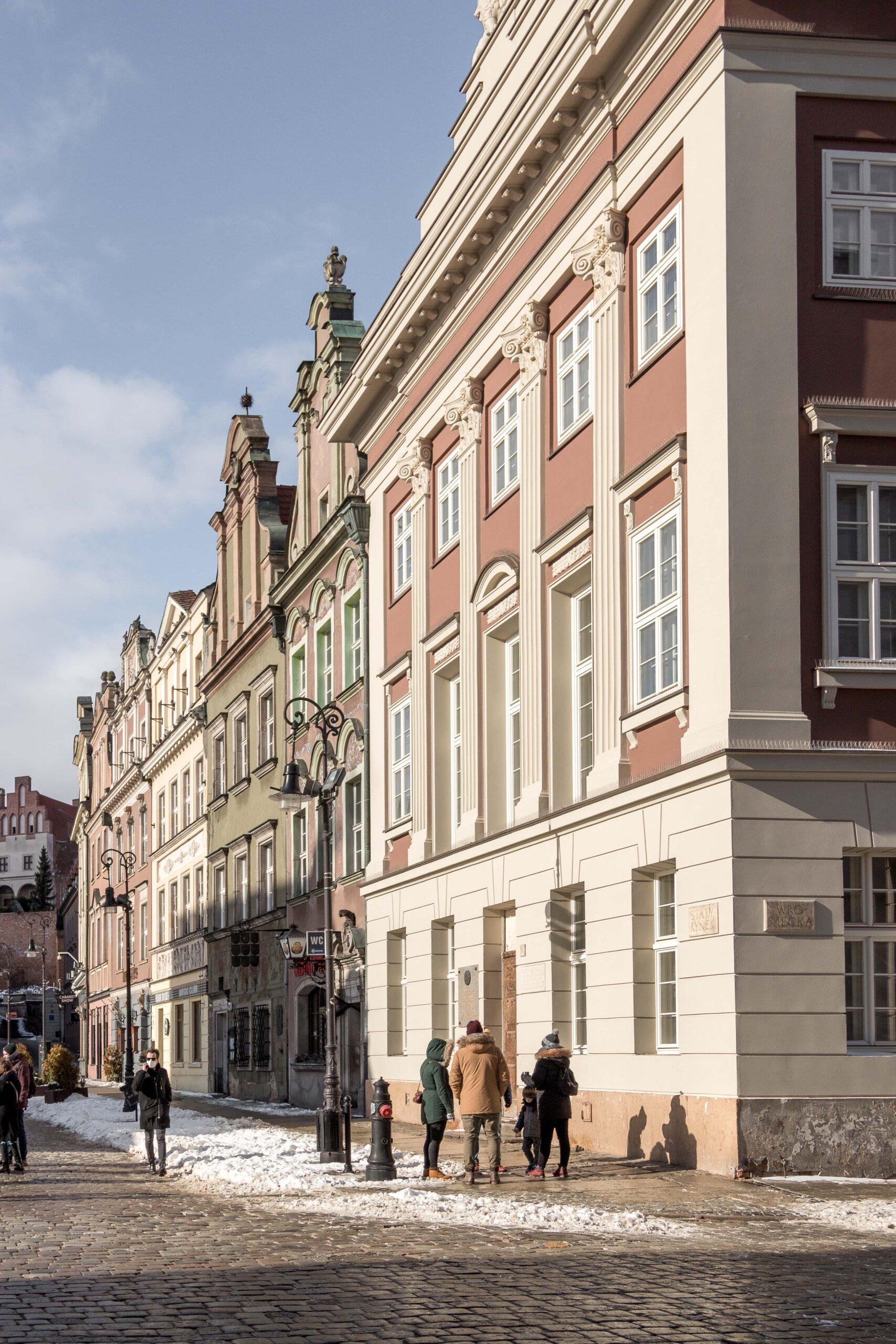 Pałac Mielżyńskich Poznań