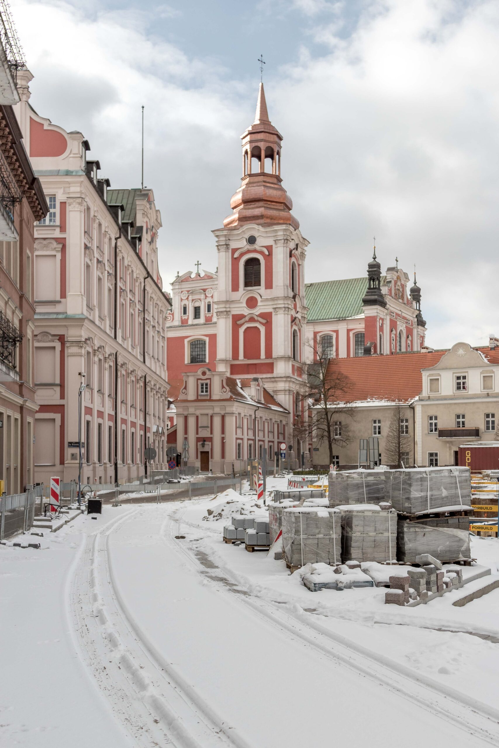 Plac Kolegiacki Poznań
