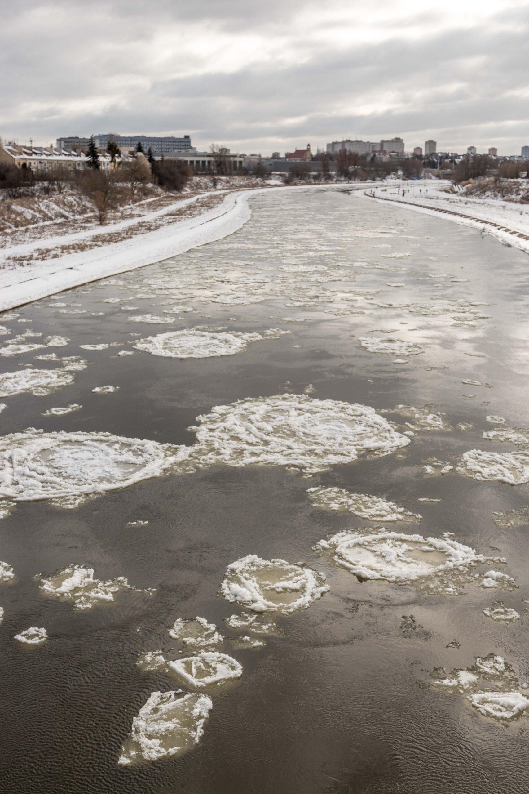 Rzeka Warta Poznań