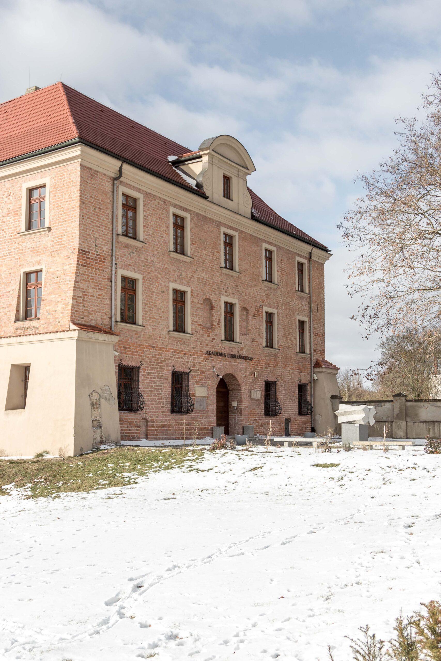 Akademia Lubrańskiego Poznań