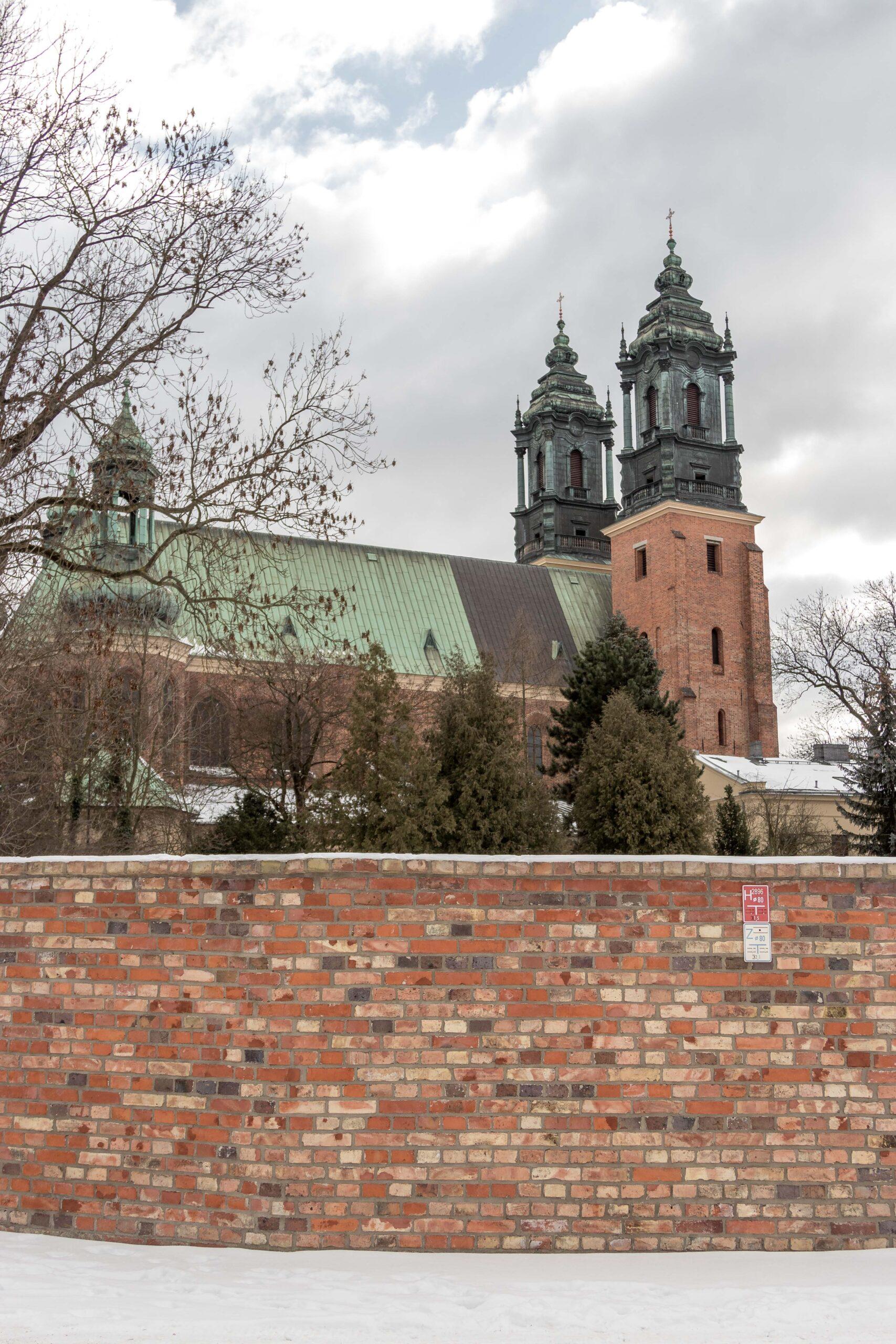 Ostrów Tumski Poznań