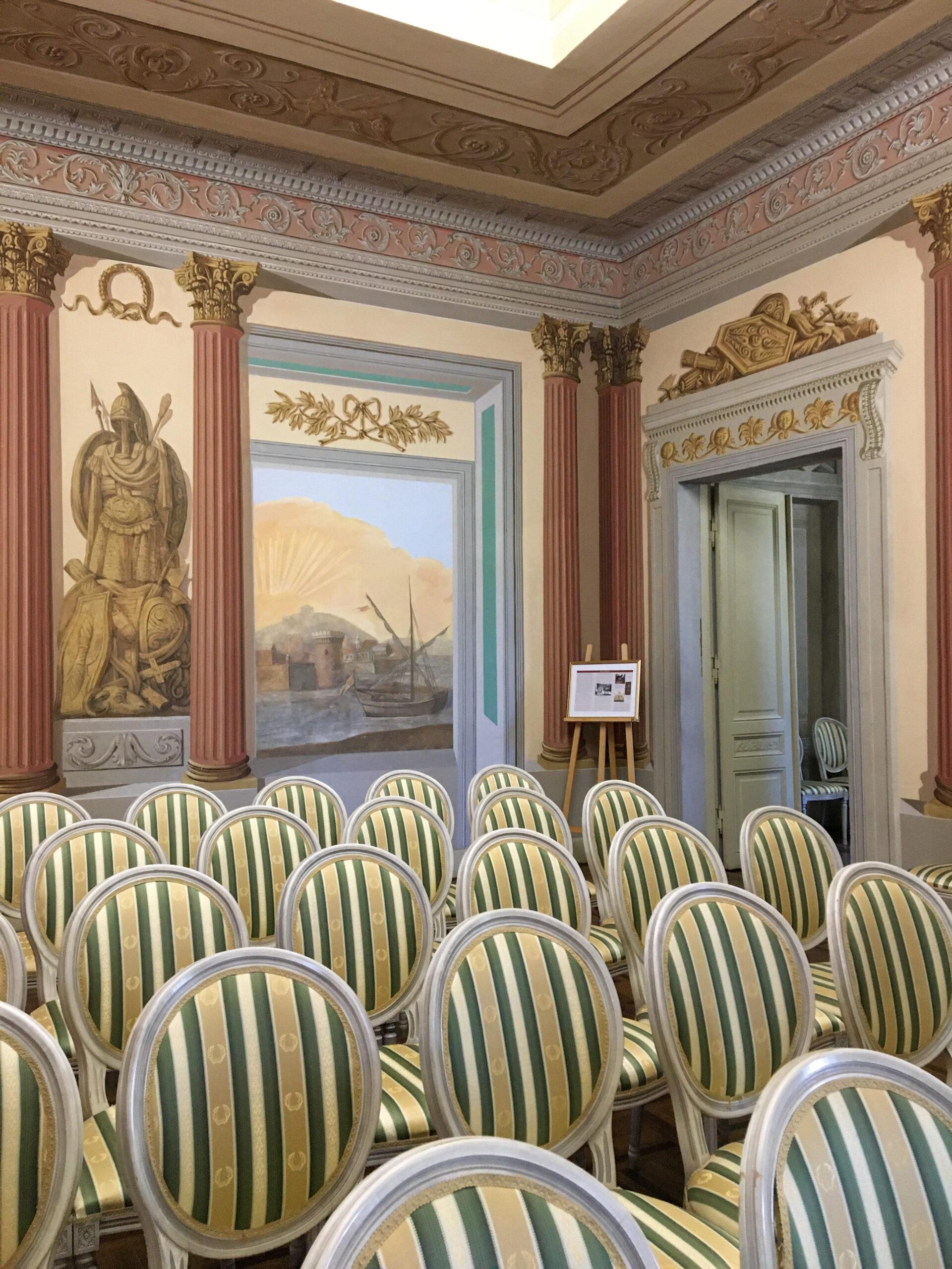 Pałac w Dobrzycy