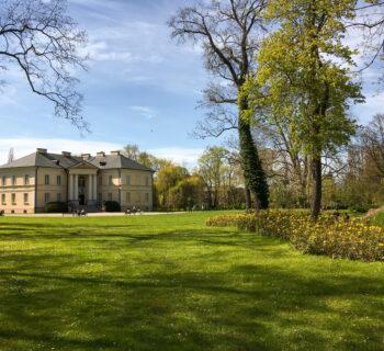 Muzeum Ziemiaństwa i pałac w Dobrzycy