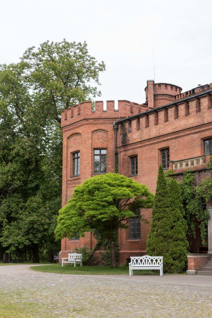Zamek Jan III Sobieski Rzucewo