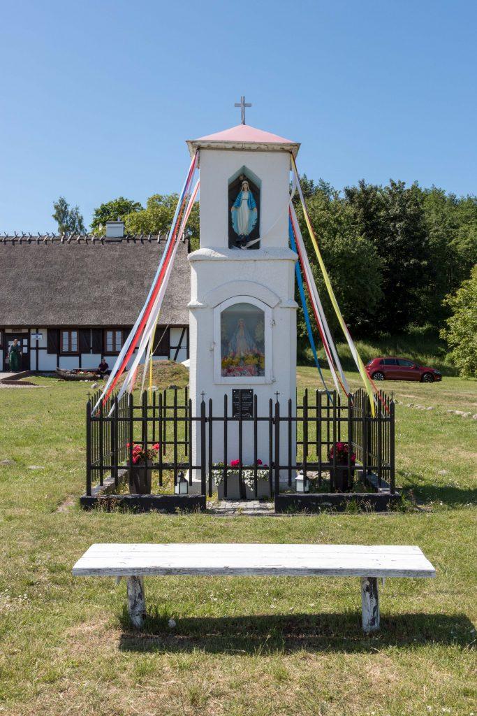 Kaszubska kapliczka