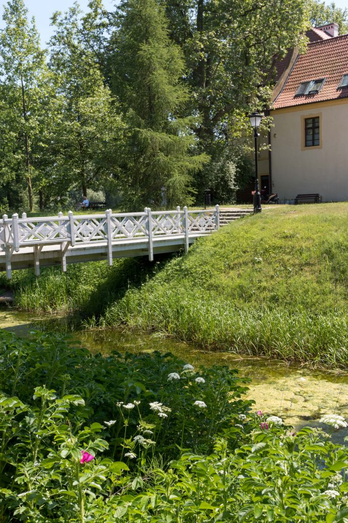 Zamek rodziny von Krockow, Krokowa
