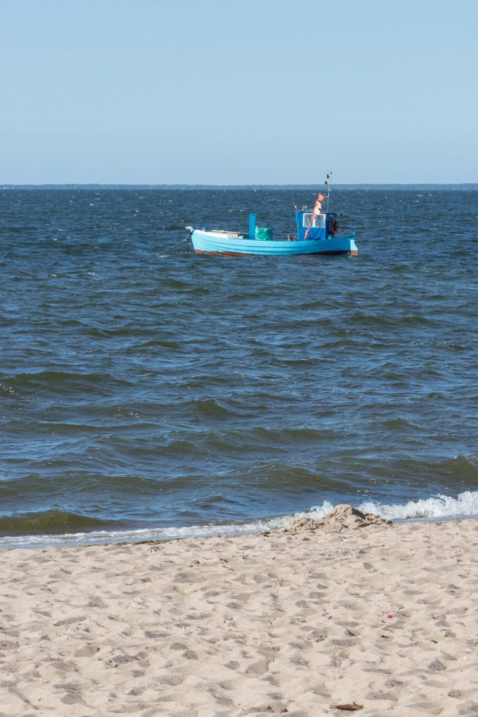 Rybacka łódź