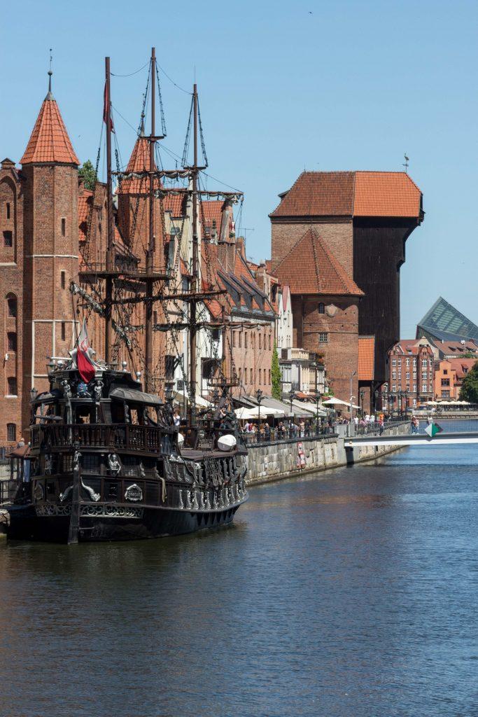 Gdańsk Długie Pobrzeże