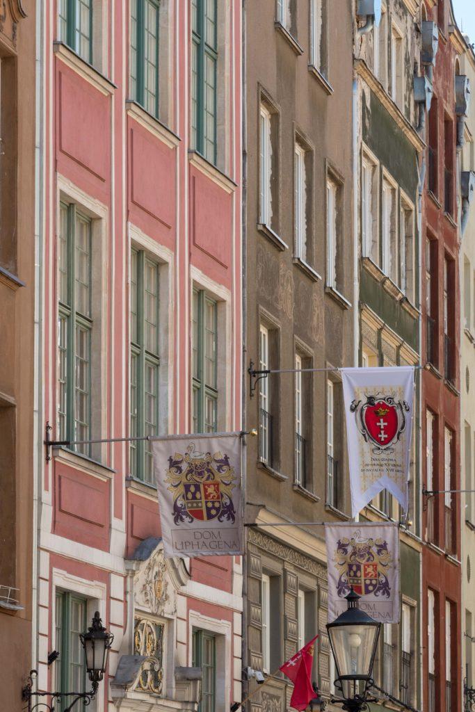 Gdańsk Dom Uphagena