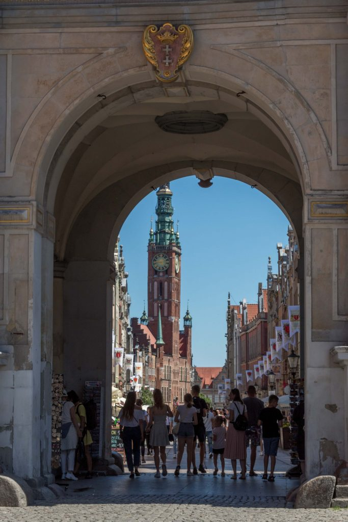 Gdańsk Złota Brama