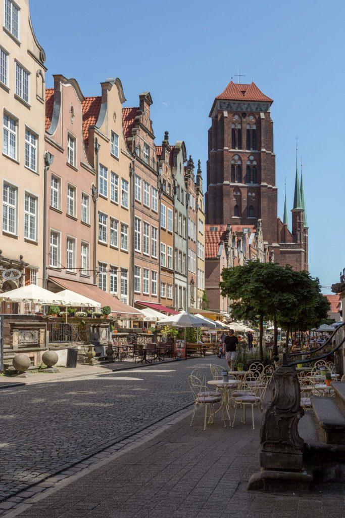 Ulica Piwna Gdańsk