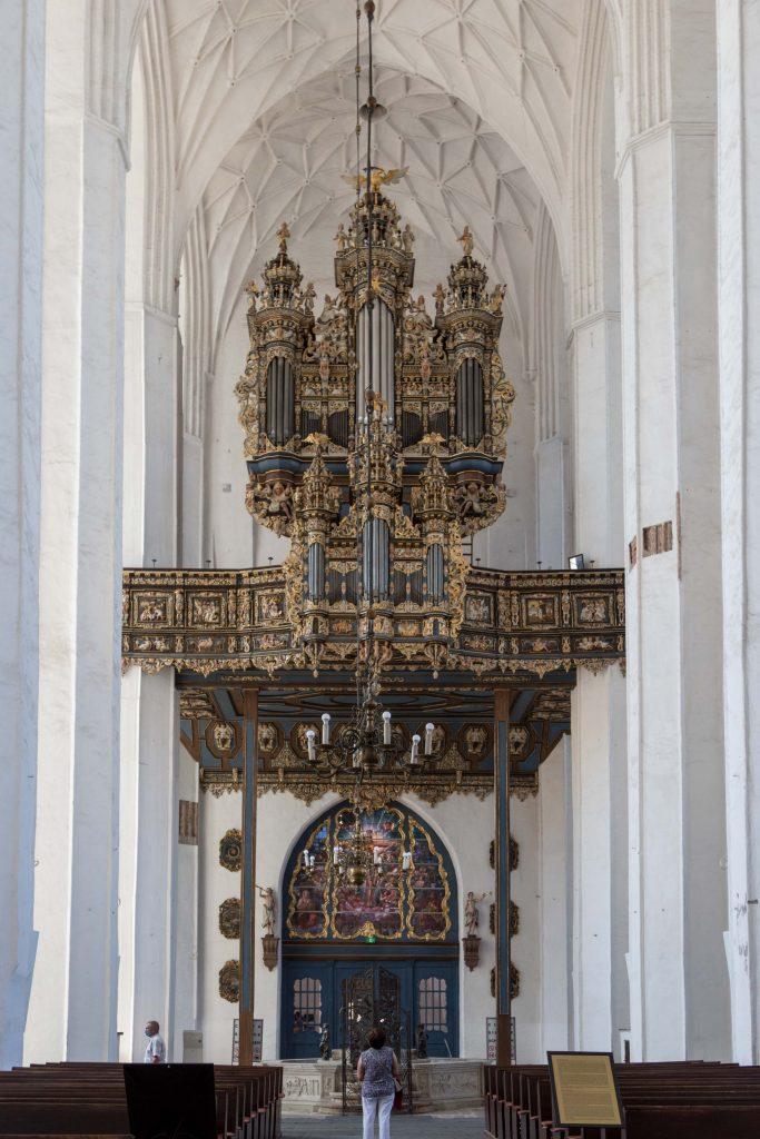 Bazylika Mariacka Gdańsk
