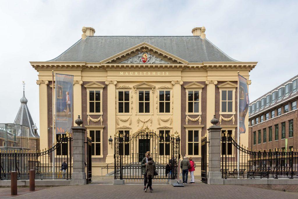 Mauritshuis, Haga